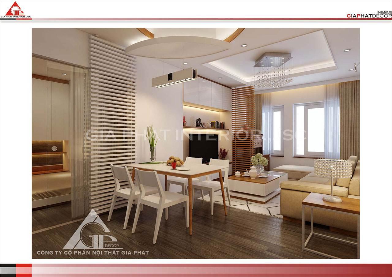 Dịch vụ thiết kế nội thất chung cư cao cấp uy tín.