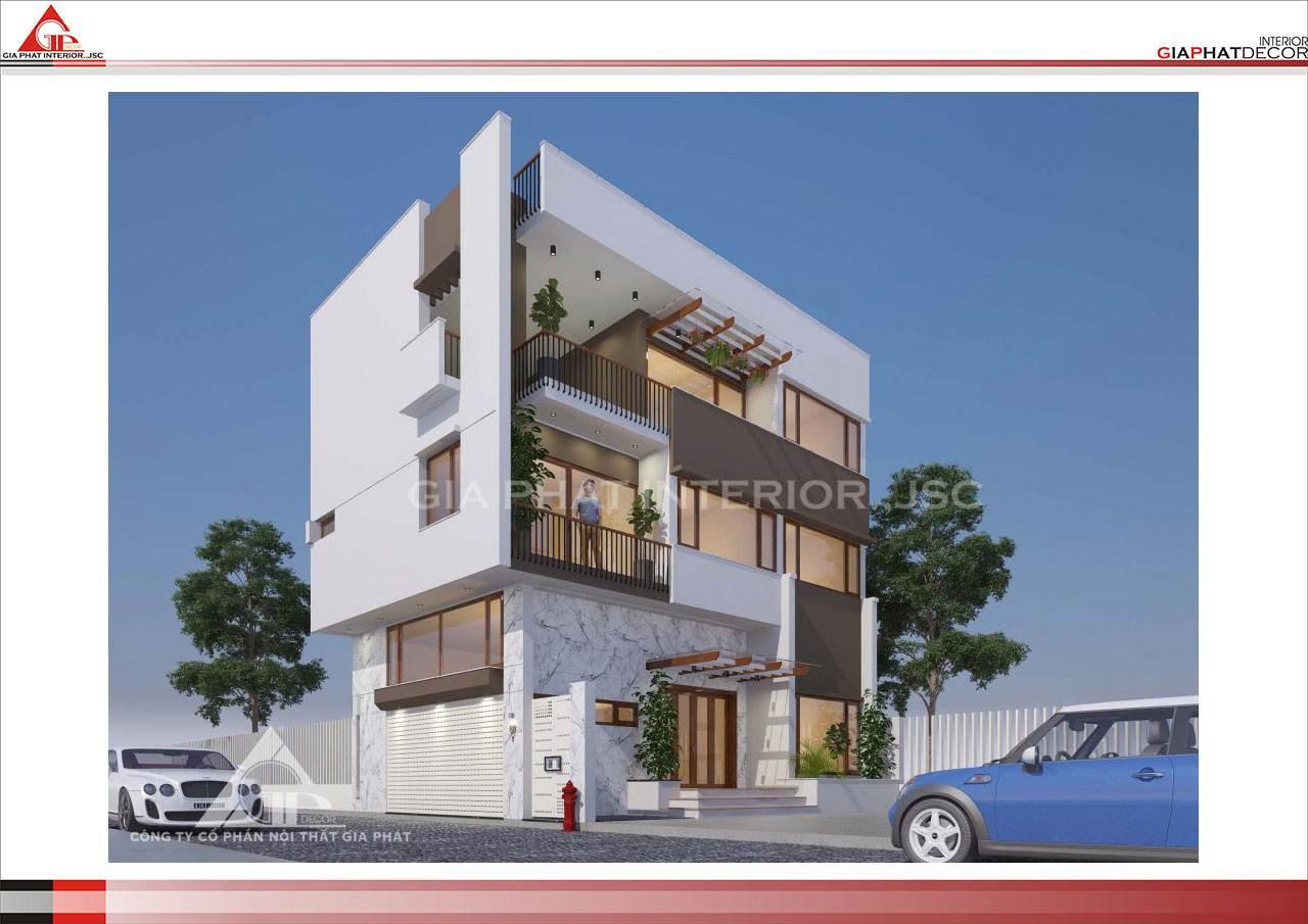Những mẫu thiết kế nội thất nhà phố đẹp