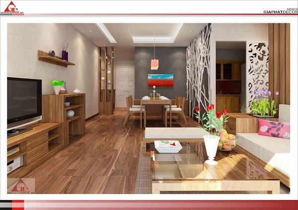 Tổng hợp các mẫu thiết kế nội thất chung cư đẹp nhất 2020